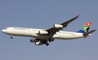 瀕臨破產 南非航空出售9架A340