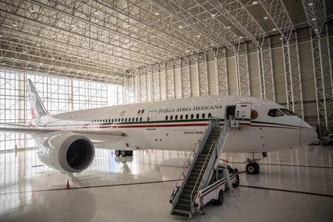 卖总统专机找不到买家,墨西哥政府考虑抽奖得飞机