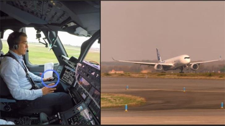 空客首次实现飞机全自动起飞:基于图像识别