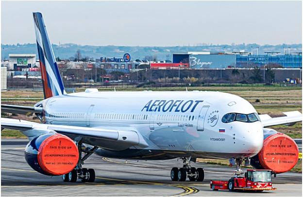 A350-900获俄罗斯型号合格证 俄航5月飞北京
