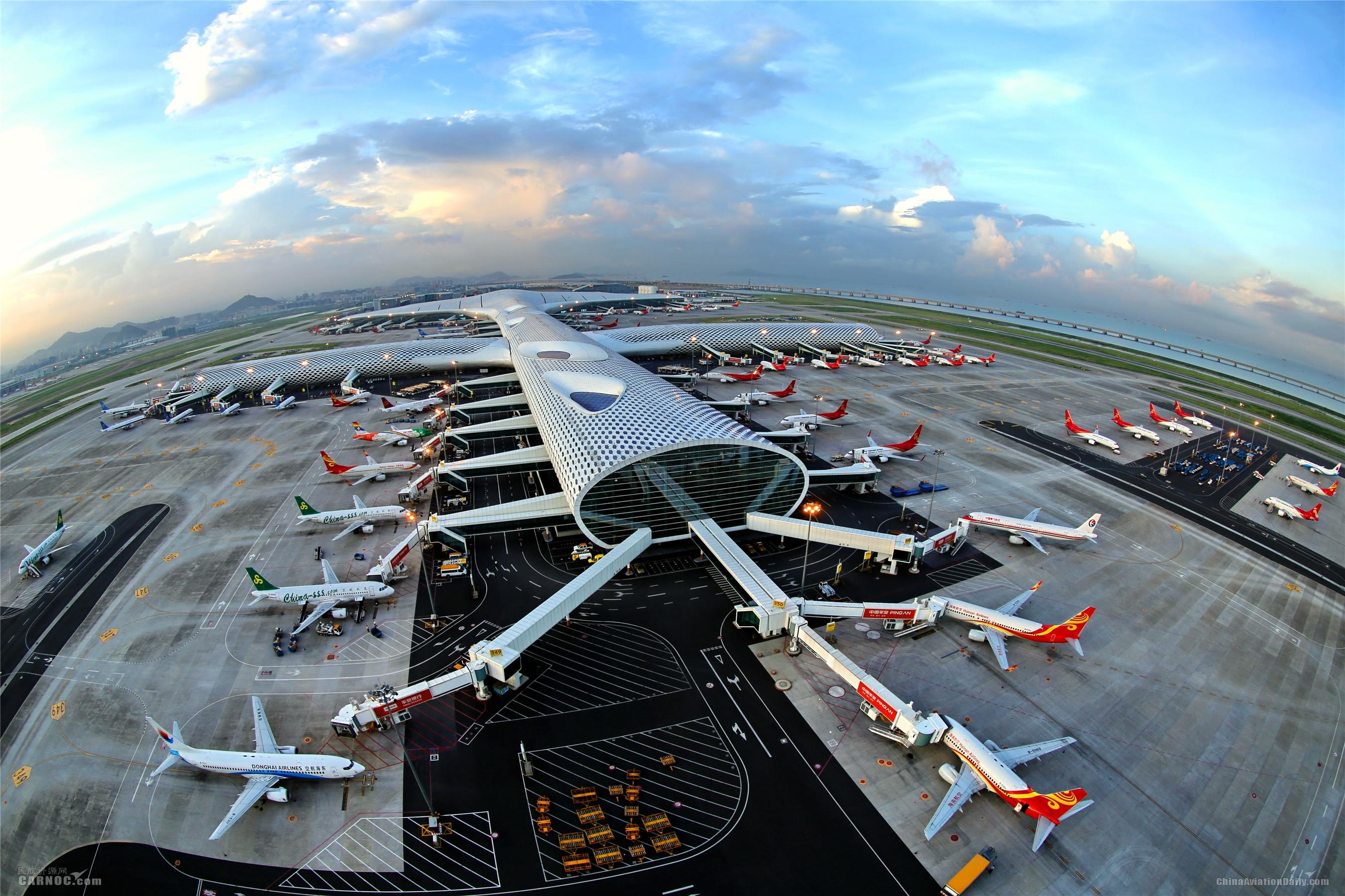 深圳机场集团拟为民企减免物业租金等各项费用近1.2亿元