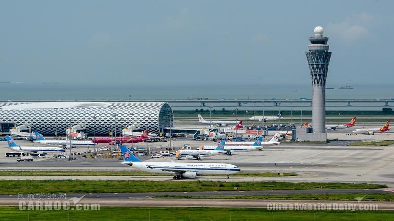 深圳机场8月国内客流量恢复超九成
