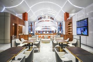 三亚机场V3头等舱休息室正式启用