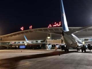新疆伽師發生6.4級地震,喀什機場順利保障首個救援包機