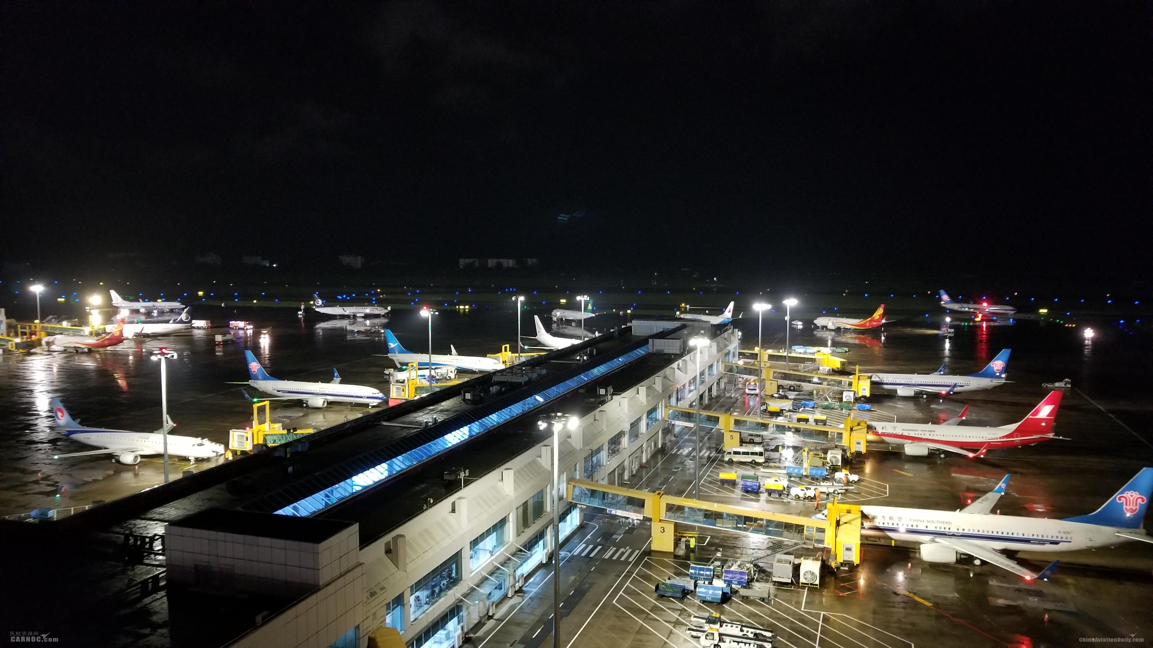 珠海空管站保障126名旅客春运顺利转机