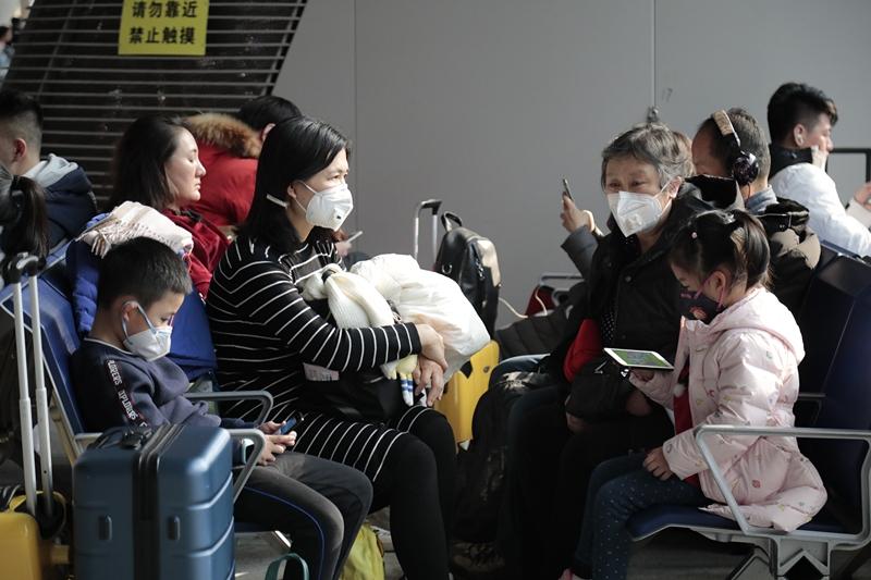 武汉、深圳机场将测乘客体温 北京尚无相关要求