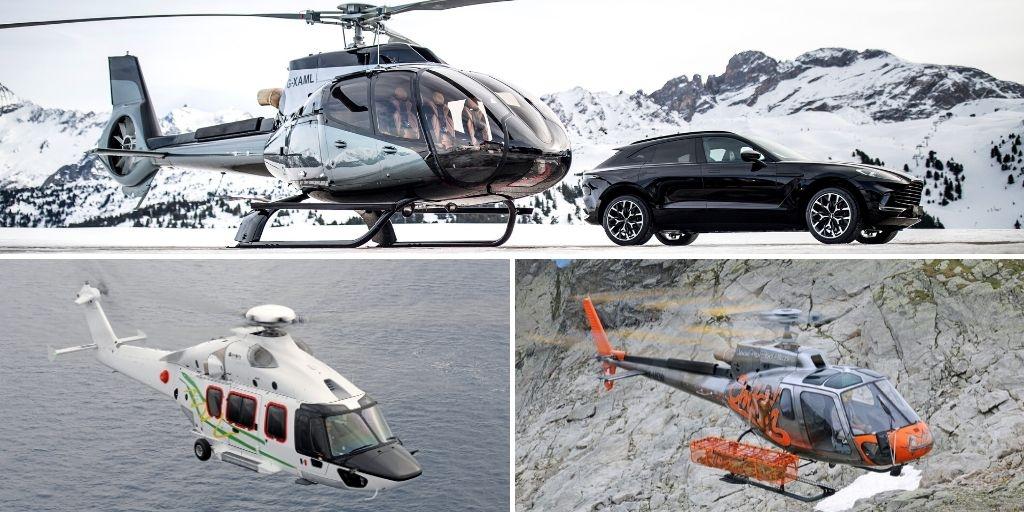 空客在2020年直升机博览会上展示其以客户为中心的解决方案