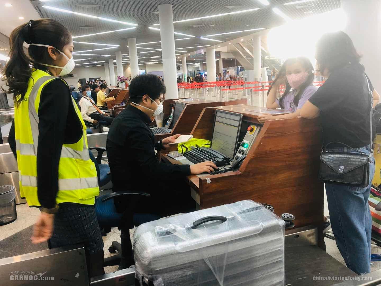 柬埔寨航空率先采取措施应对新型冠状病毒疫情