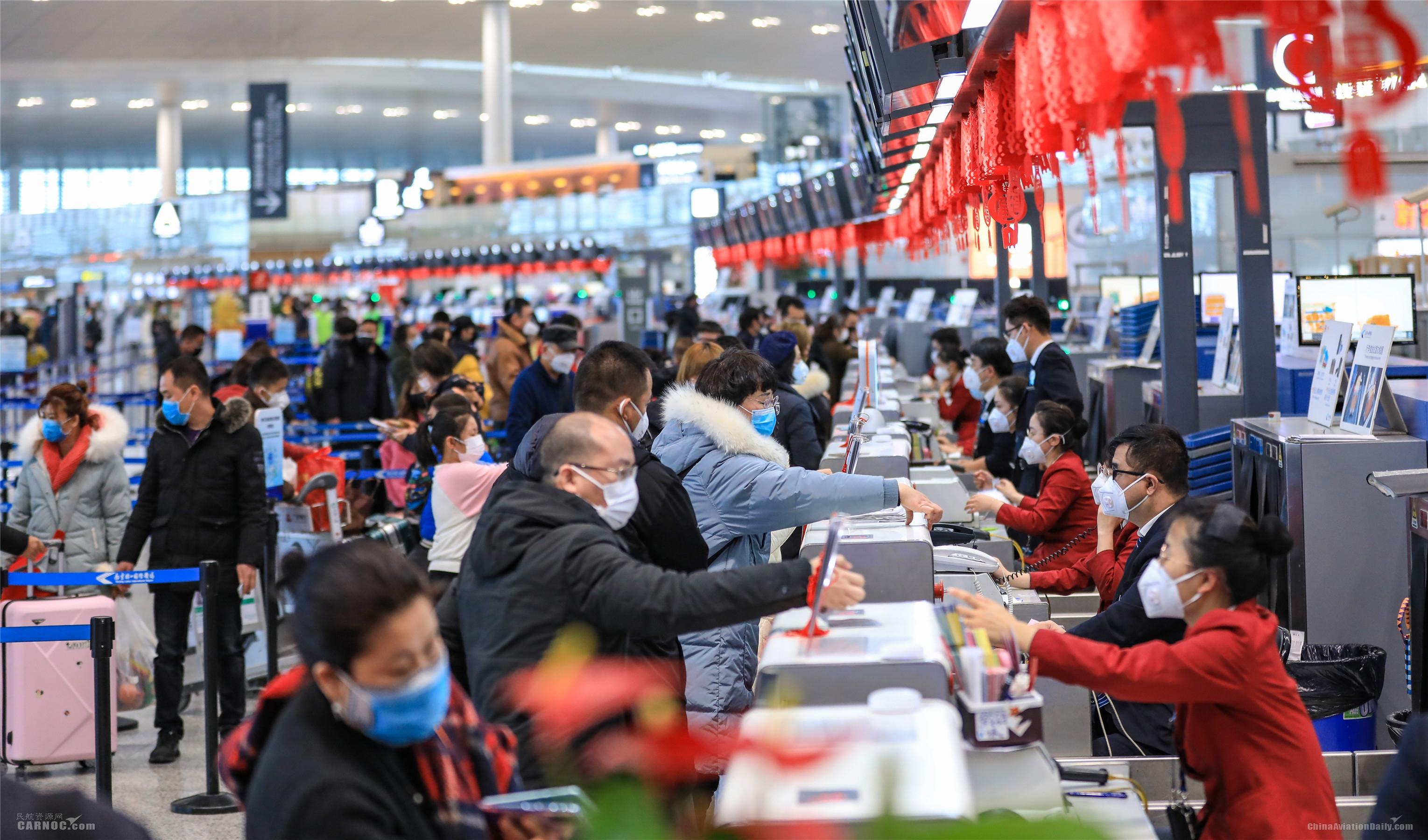 全力做好疫情防控 南京禄口机场保障旅客安心顺畅出行
