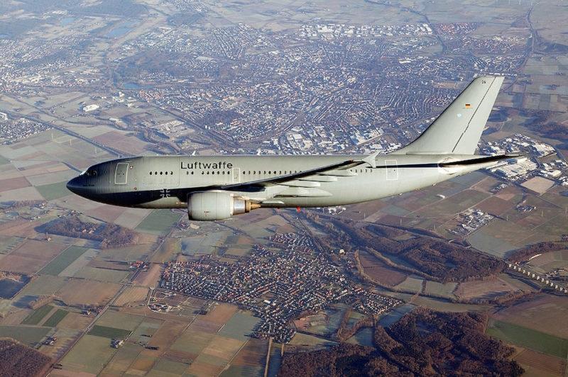 德国空军A310
