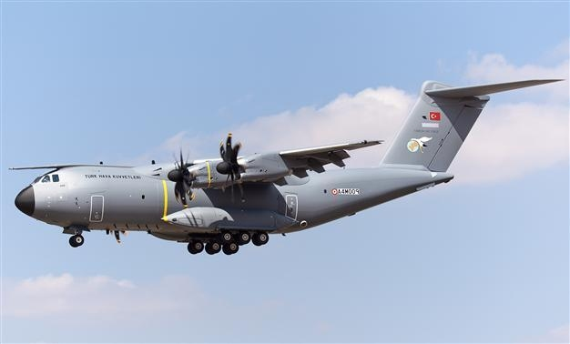 土耳其空军A400M