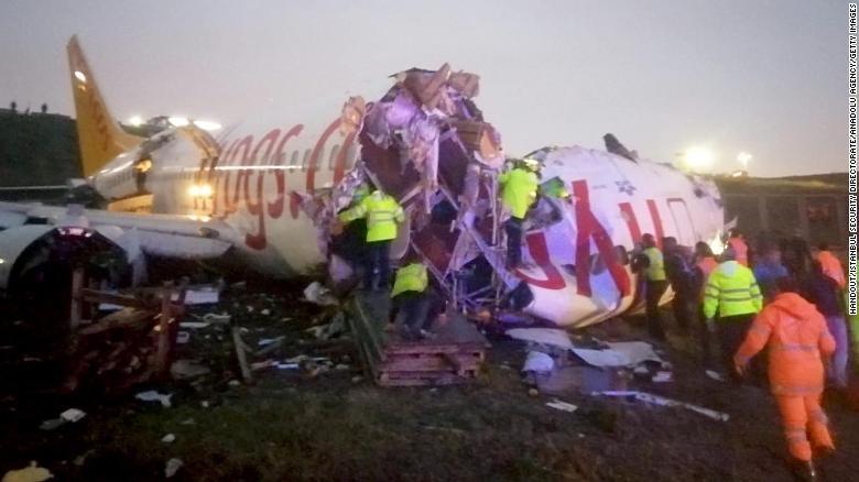民航早报:天马航空客机冲出跑道事件中存顺风因素