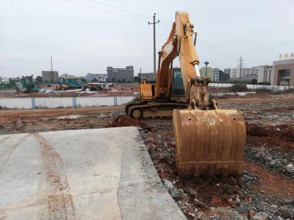 长沙机场西北站坪扩建工程复工建设