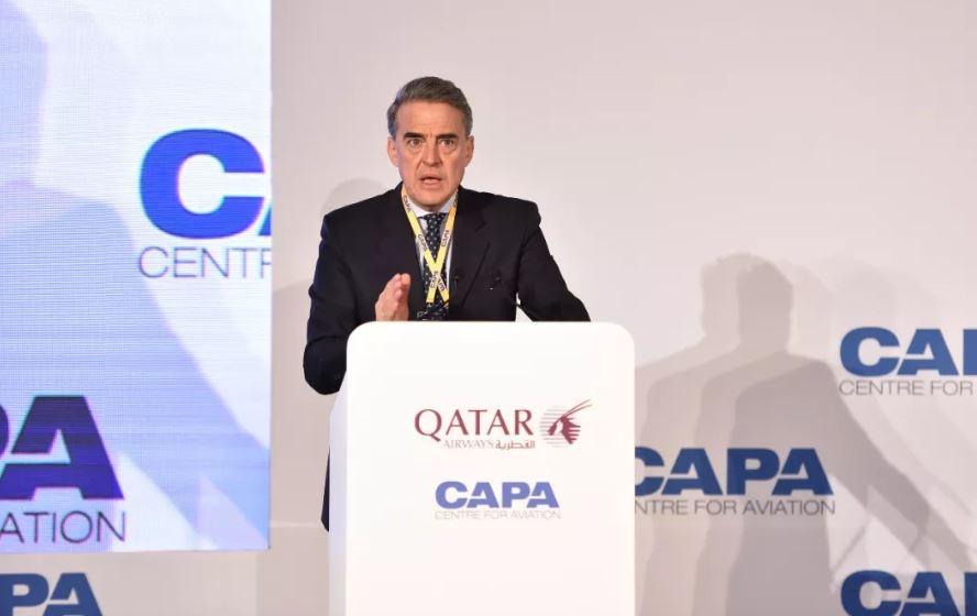 IATA理事长:国际民航界有丰富的疫情应对经验