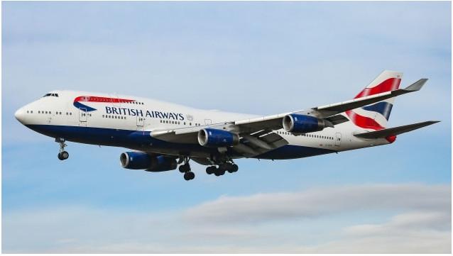 五小时不到!英航创下最快亚音速跨大西洋飞行记录