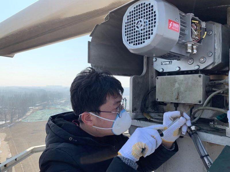 华北空管局成功抢修首都机场南场监雷达 期间航班运行未受影响