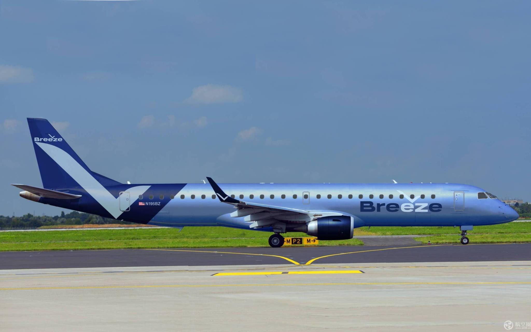 捷蓝航空创始人正创办微风航空 预计2020年底首航
