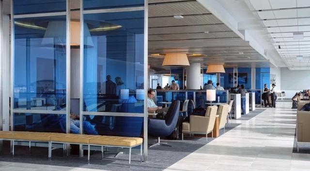 美联航宣布:将在纽瓦克机场开设全新休息室