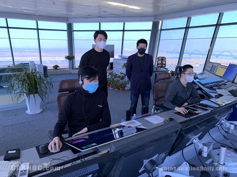 宁夏空管分局护航宁夏第三批医疗队及物资驰援湖北襄阳