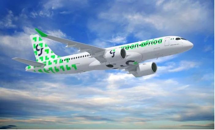 空客获大单!Green Africa订购50架A220-300