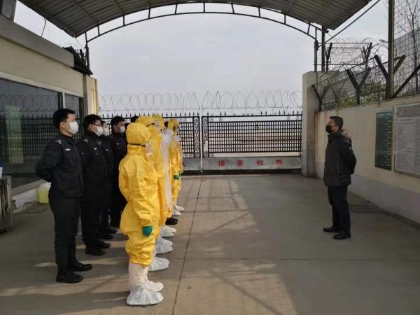 宜昌机场:我们在保障现场,迎接福建医疗队到来!