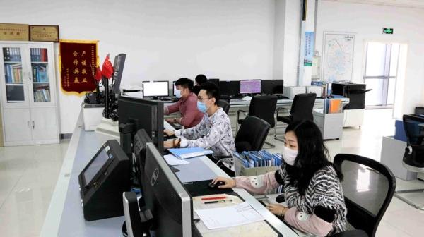 天津空管分局保障3架援助武汉疫情航班安全起降