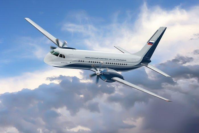 俄罗斯开始批量组装伊尔-114-300支线客机