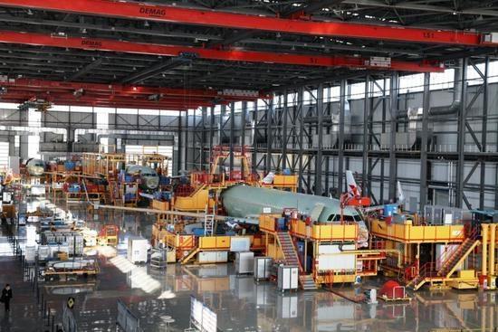 疫情之下:内地飞机制造业迎复工