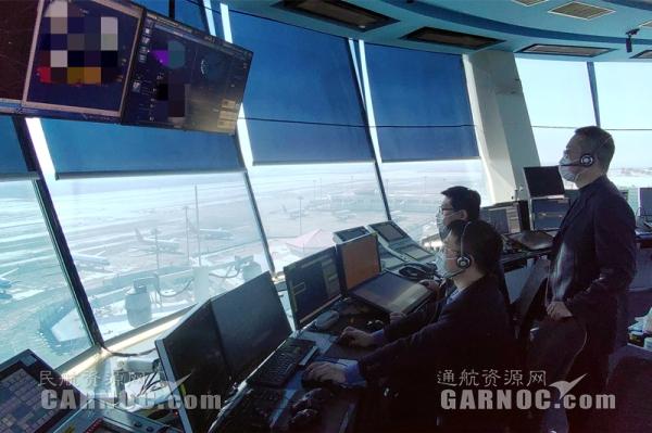 黑龙江空管护航省内第七批医疗队驰援湖北