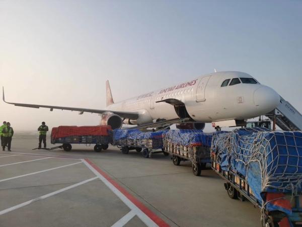 吉祥航空承运超220万元江苏统战系统防疫物资支援湖北