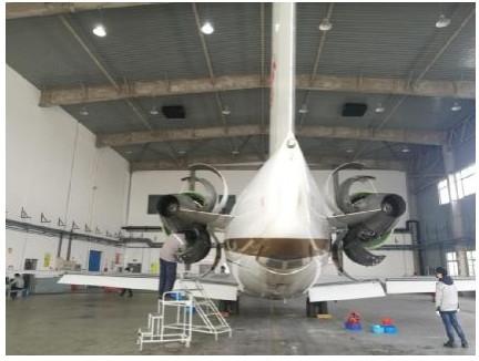 复工复产,华夏飞机工程在行动!