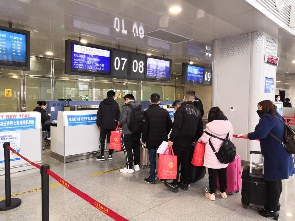 巴中恩阳机场:农民工返岗包机2月26日首飞