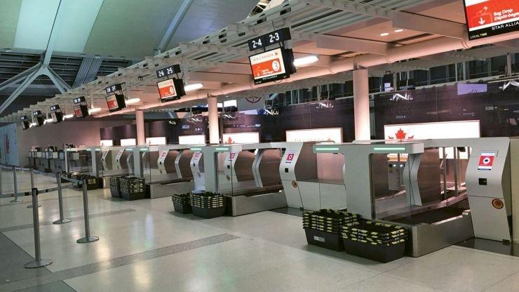洛杉矶国际机场推出旅客行李自检系统