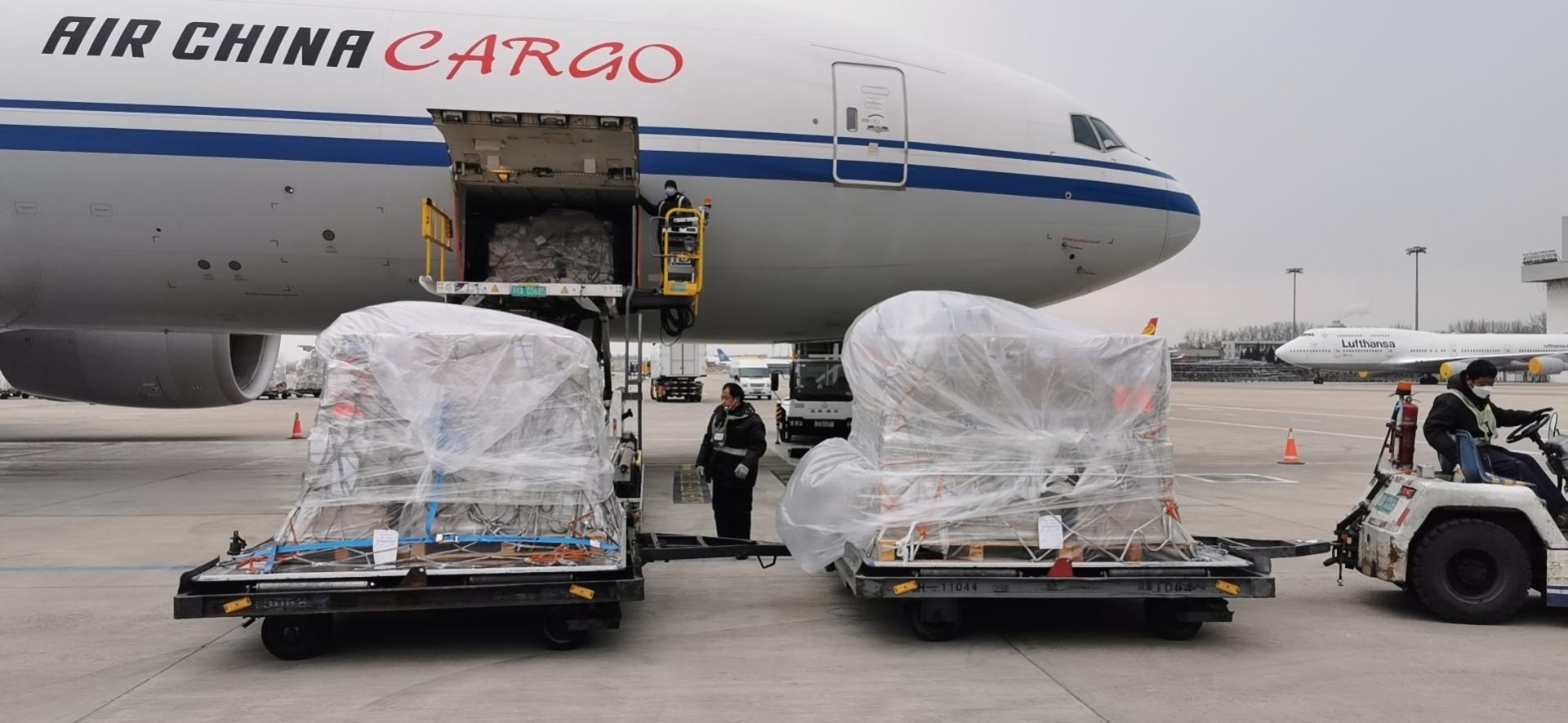 为生命护航 中航集团为ECMO设备运输搭建绿色通道