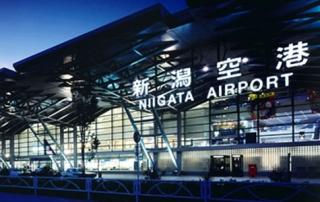 新冠肺炎影響 日本新潟機場國際航班將掛零