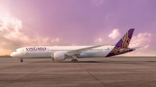 客舱内部超赞!Vistara首架787-9梦想客机交付