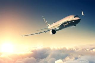 民航早報:波音737 MAX 10完成首次滑行測試