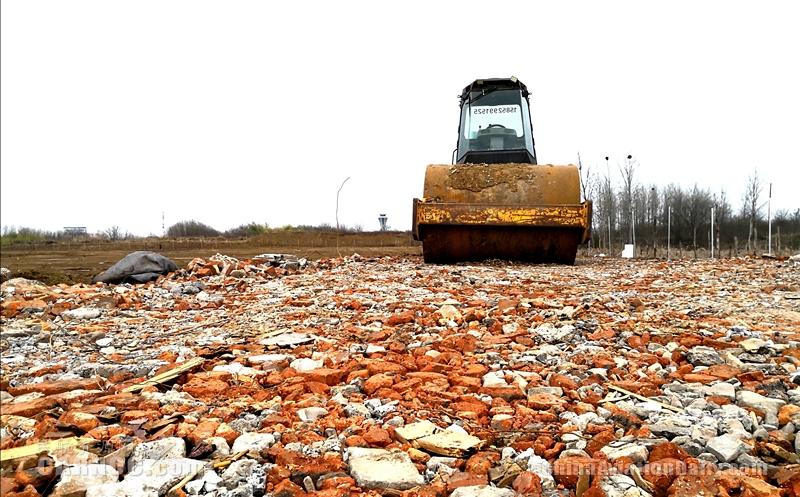 合肥新桥机场机坪改扩建项目复工 将建设24个远机位