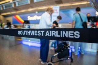 西南航空:新冠疫情對旅行沖擊類似于9/11時期