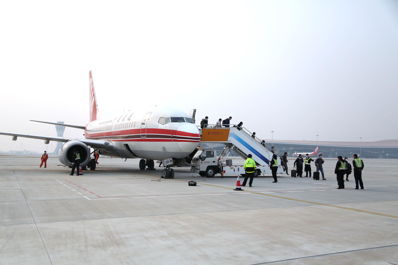 中联航开启大兴机场远机位航班保障测试 助力民航夏秋换季
