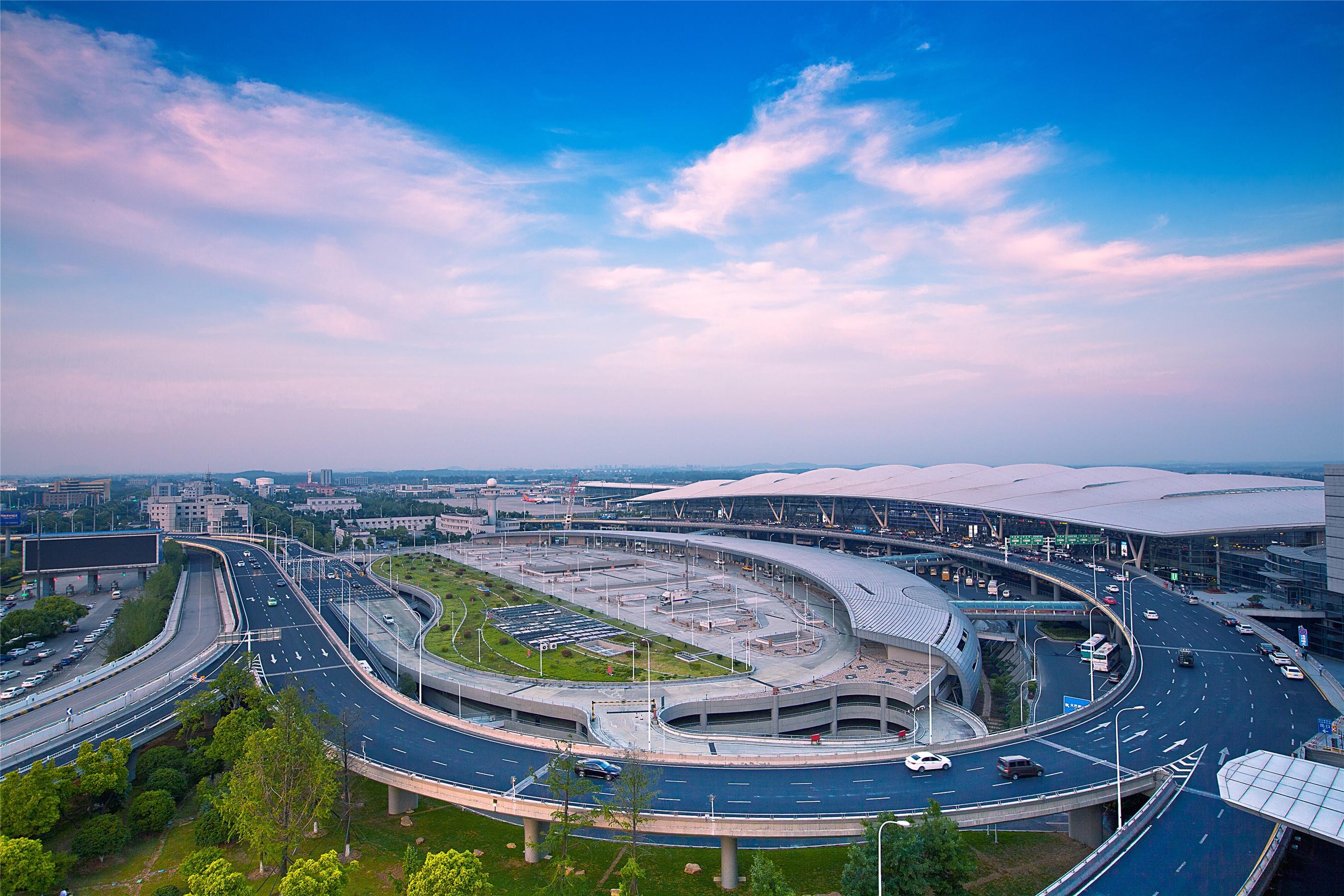 南京禄口机场获国际机场协会服务质量四项大奖