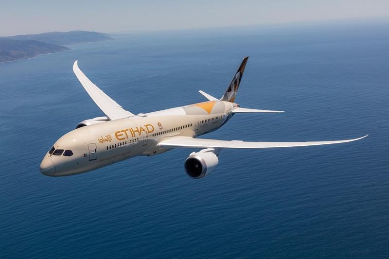 阿提哈德航空公司暂时变更部分航线航班