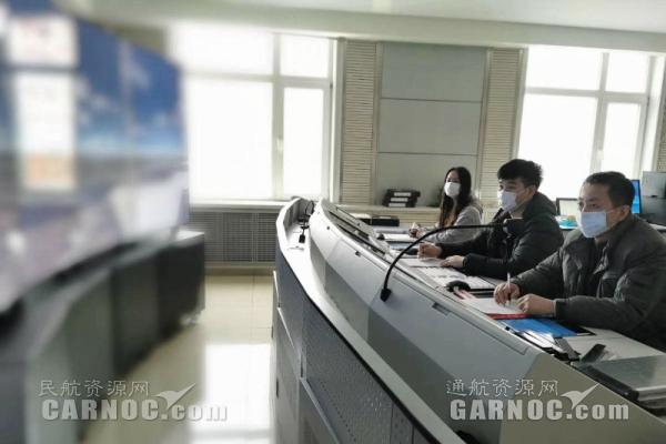 高标准 严要求 黑龙江空管分局防疫生产两手抓