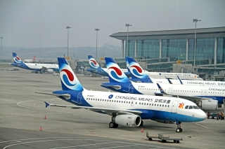 冬春航季 重庆航空新开重庆—乌海—呼和浩特等多条航线