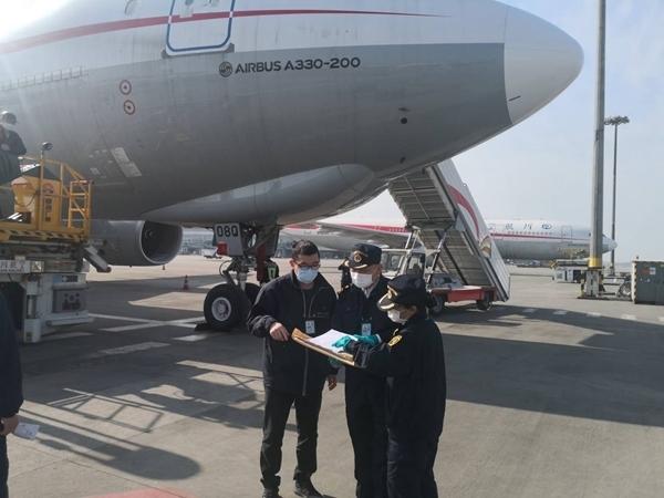 经深圳飞悉尼 川航今年首条全货机混载业务航线开通