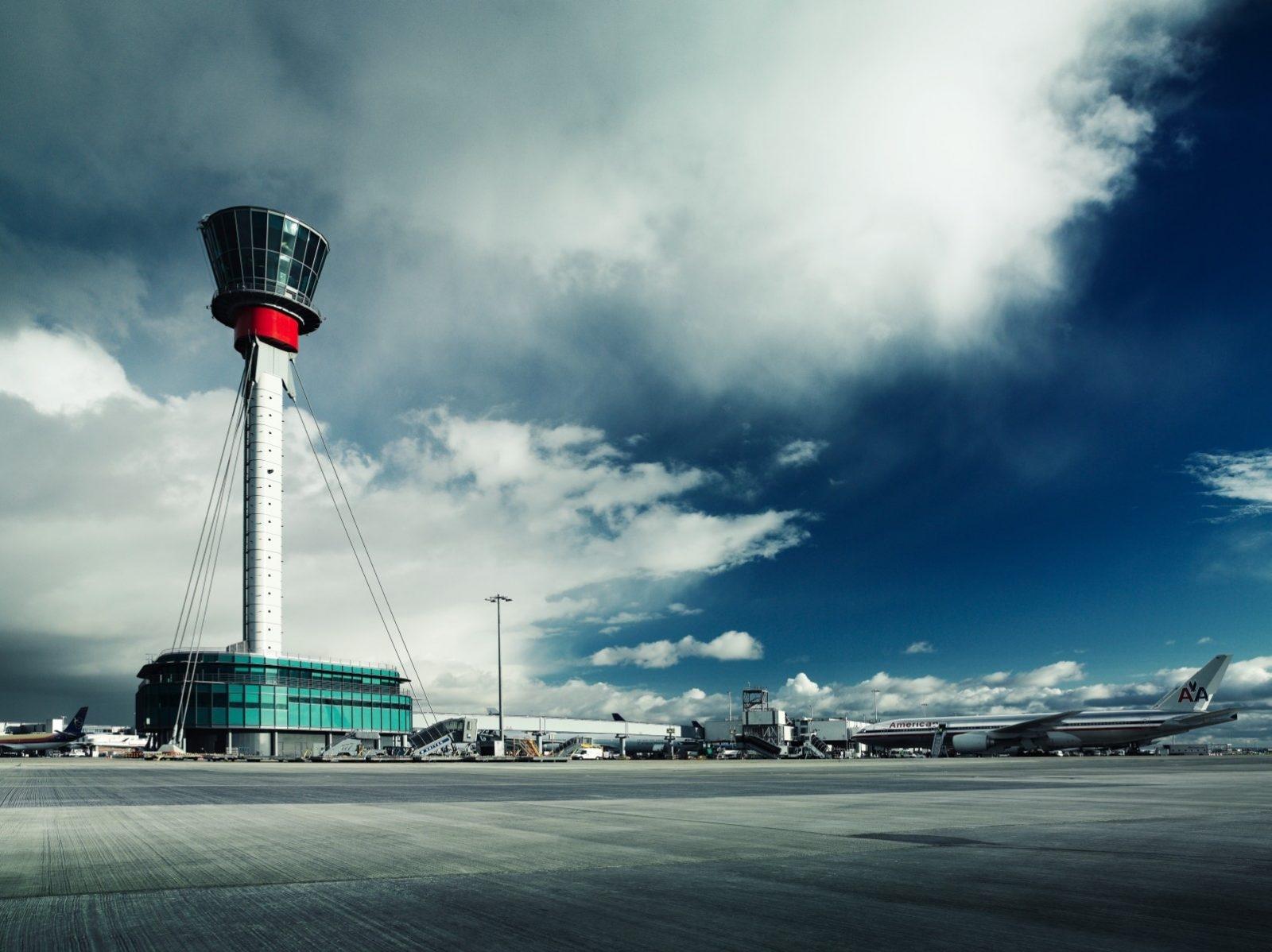 疫情冲击 希思罗机场计划关闭3号和4号航站楼