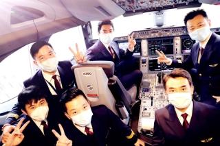 """9名乘客配了6個飛行員,東航這趟航班為何""""超豪華""""?"""