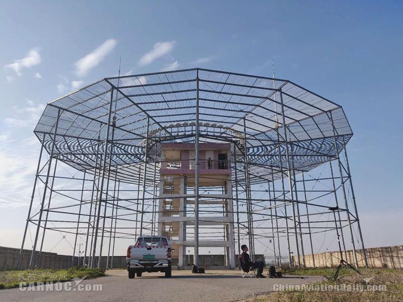 合肥新桥国际机场圆满完成导航设备定期飞行校验