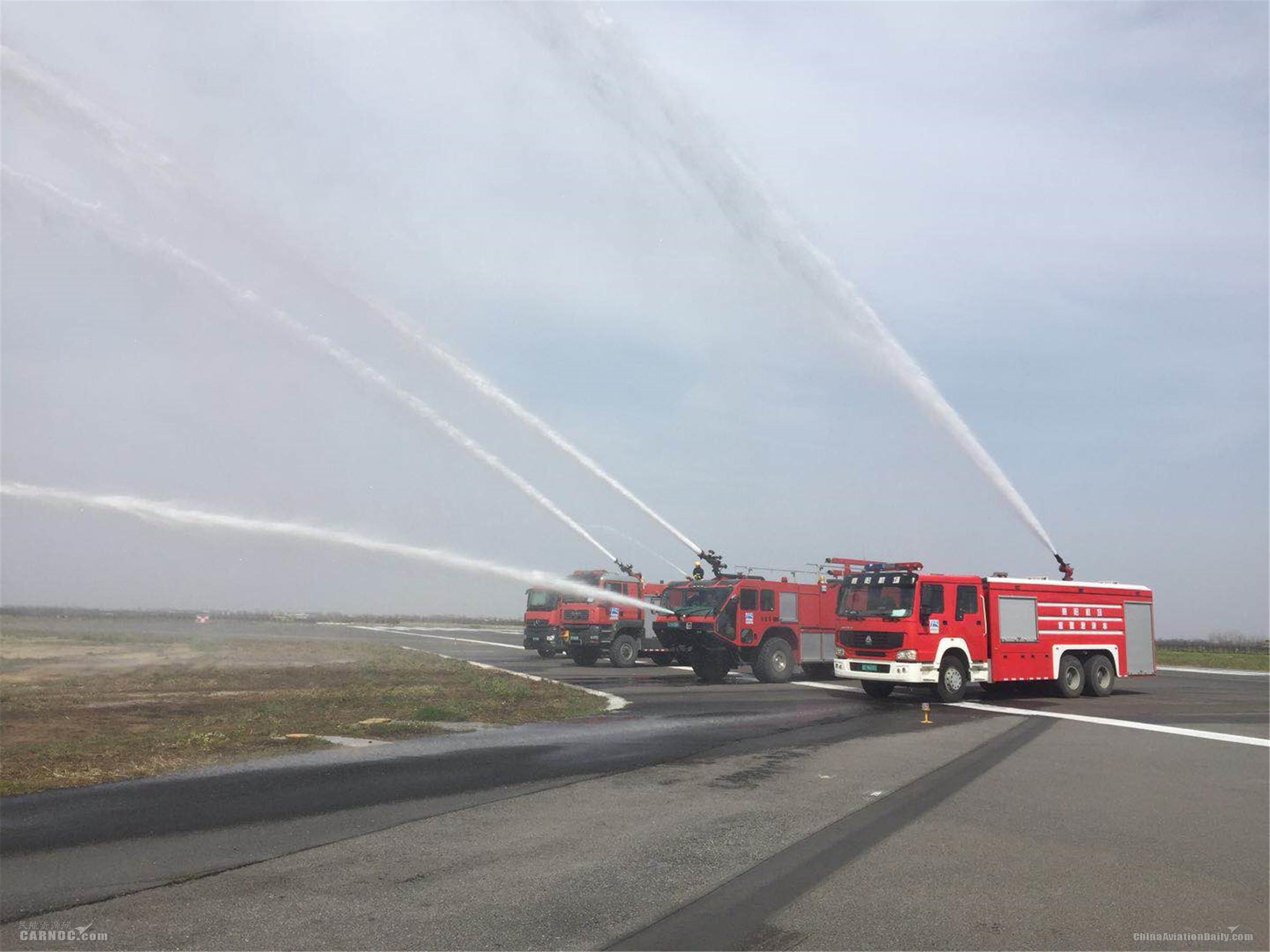 消防无预警紧急拉动演练