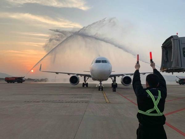 东航技术公司江西分公司圆满完成援鄂医疗队返赣包机保障任务
